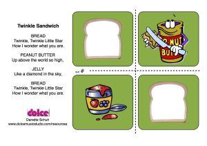 twinkle sandwich